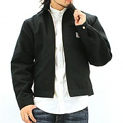 (J001)M DUCK DETROIT JACKET_BLK