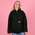 (J131) DUCK ACTIVE JACKET (THERMAL LINED)-BLK