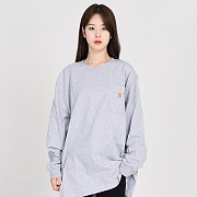(K126) LS WORKWEAR T-HGY