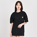 (K87) 포켓반팔티 POCKET WRK T-SHIRT-BLK