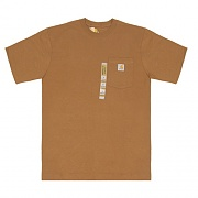(K87) 포켓반팔티 POCKET WRK T-SHIRT-BRN