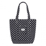 POCKET TOTE BAG-POLKA DOT