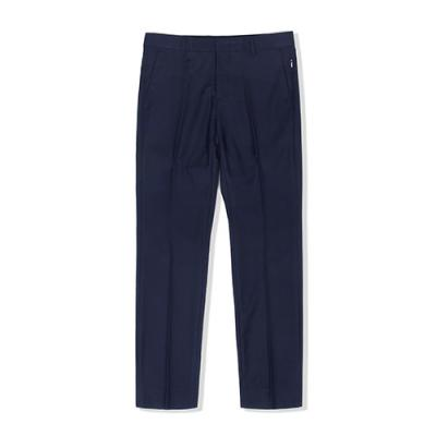 CLASSIC TROUSER-NAVY