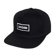SMALL BOXLOGO SNAPBACK-BLACK