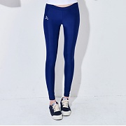 BASIC WATER LEGGINGS-NAVY