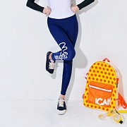 MELTING WATER LEGGINGS-NAVY