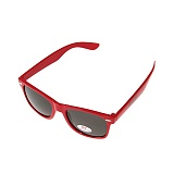KEEP WATCH SUNGLASSES-RED