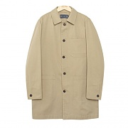 M#0541 SHOP COAT (BEIGE)