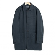 M#0542 SHOP COAT (NAVY)