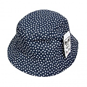 MONTROUGE BUCKET HAT - NAVY MULTI