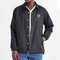 MERCER COACHES JACKET-BLK