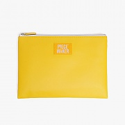CRAYON CLUTCH M (YELLOW)