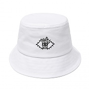 OUR GAME IS NOT OVER BUCKET HAT (WHITE)