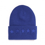 5STAR L BEANIE (ROYAL BLUE)