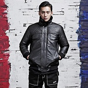 TITAN DUCK DOWN JACKET_BLK*