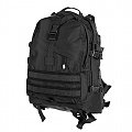 (7287) ROTHCO LARGE TRANSPORT PACK-BLACK