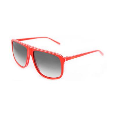PSYCHOTIC REACTION-RED/WHT/RED (GREY GRADIENT LENS)