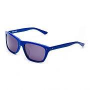 THE DUDE-BRIGHT BLUE GLOSS (GREY LENS)