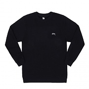 BACK ARC CREW-BLK