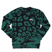 JUNGLE OFFERING CREW - BLK