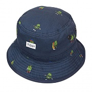 OUT BUCKET HAT - NAVY