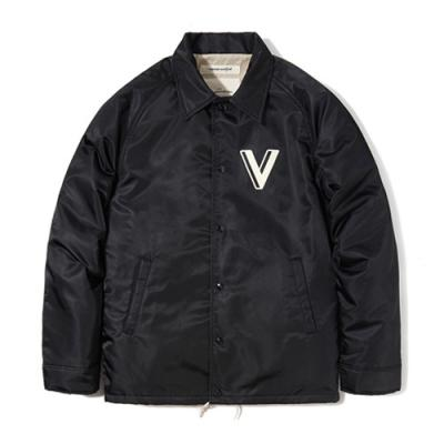 COACH JACKET EA [BLACK]