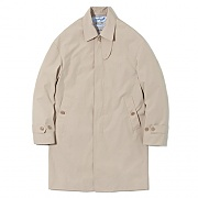 OVERSIZE SINGLE COAT FS [BEIGE]