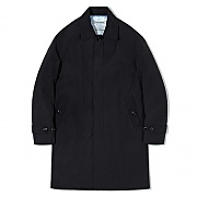OVERSIZE SINGLE COAT FS [BLACK]