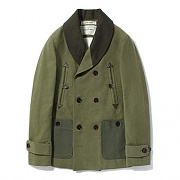 MACKINAW COAT [KHAKI]