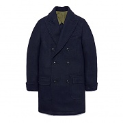 POLO COAT DA [NAVY]