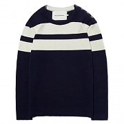 SAILOR KNIT CREW NECK-NV