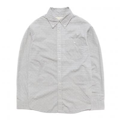 PATTERN SHIRT DA [GREY]