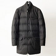 S.A.C DOWN SINGLE COAT - BLK