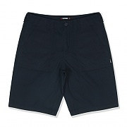 RIPSTOP FATIGUE SHORTS-NAVY