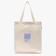 COLORS ECO BAG (DUSTY BLUE)