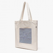 NEW ARRIVAL SQUARED ECO BAG (IVORY)