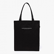 P.P.P ECO BAG (BLACK)