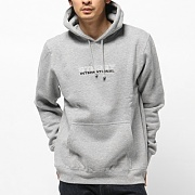 OUTLINE HOOD-GRY