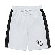 BASKETBALL SHORTS FS [WHITE]