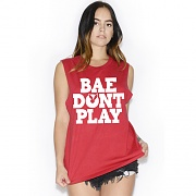 DONT PLAY-RED