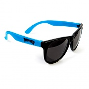 THRASHER SUNGLASSES-NEON BLUE