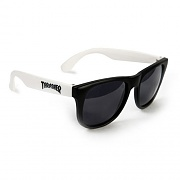 THRASHER SUNGLASSES-WHT