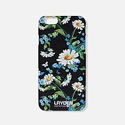 CAMO FLOWER CASE -for iPhone 6