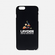HAWAIIAN EMBLEM CASE -for iPhone 6 Plus