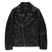 SOFT RIDERS JACKET [BLACK](FAVL01)