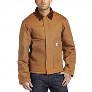(J002)M DUCK TRADITIONAL JACKET-BRN