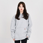 (K121) MIDWEIGHT HD PULLOVER-HGY
