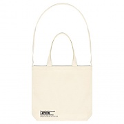 COLLEGE ECO BAG-IVORY