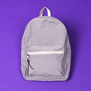 ALICE CORDUROY DAY PACK (GREY)