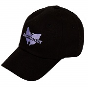 BUTTERFLY SOFT CAP BLACK